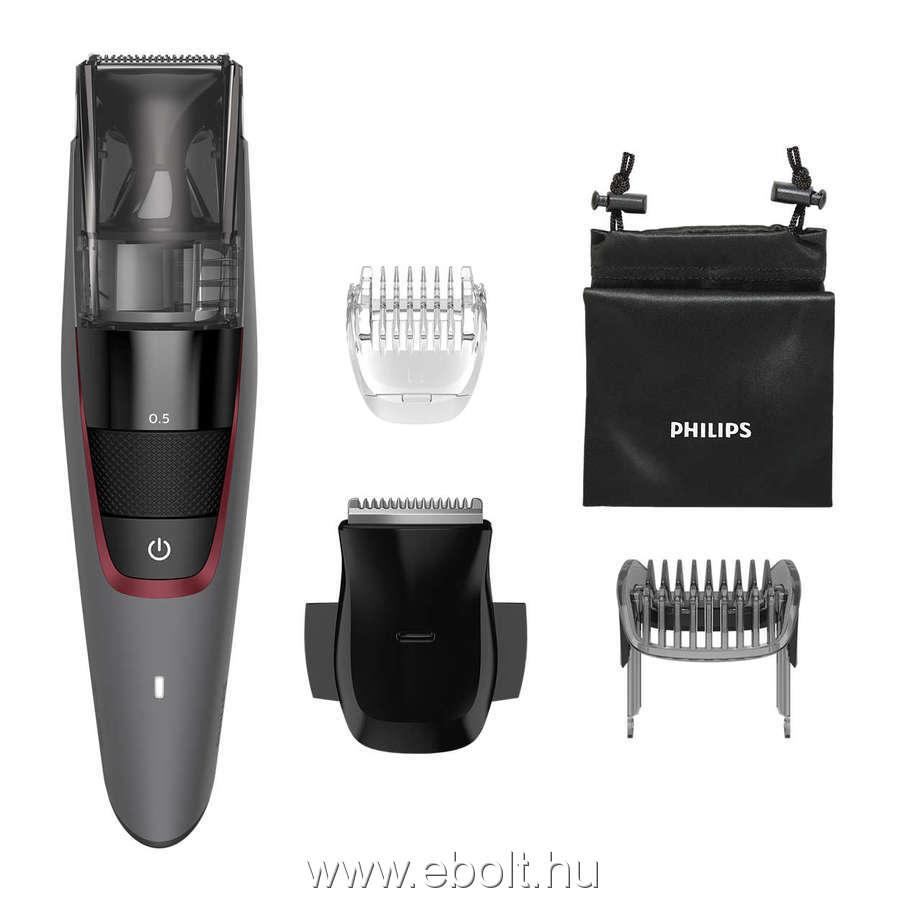 Philips BT7510 15 Vákuumos szakállvágó - eBolt áruház 80ab23581d