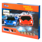 Buddy Toys BST 1441 Double Bridge versenypálya