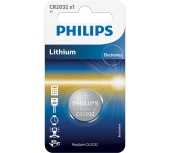 Philips CR2032 Lítium gombelem