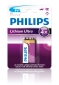Philips 6FR61LB1A/10 9 V-os long life elem