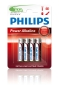 Philips AAA Powerlife ceruzaelem - 4db/csomag