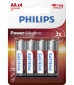 Philips AA PowerLife ceruzaelem - 4db/csomag
